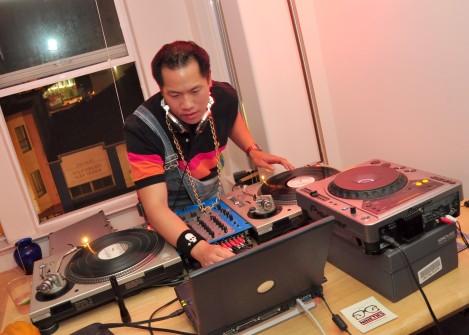 dj setup 2010